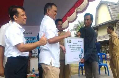Nelayan Lombok Timur dapat 2.000 unit Konverter Kit