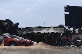 Pabrik Kembang Api Terbakar : Polisi Minta Keterangan…