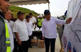 Tinjau Proyek Tol Batang-Semarang, Menteri Basuki Pastikan Rampung Akhir 2018