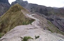 Basarnas Temukan 9 Pendaki di Puncak Gunung Kelud