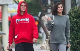 Balikan dengan Justin Bieber, Selena Gomez Jadi Lebih Bahagia