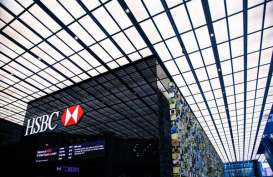 HSBC Indonesia Jajaki Kereta Cepat Jakarta - Bandung