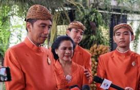 Jokowi : Resepsi Penikahan Putri Saya Sederhana