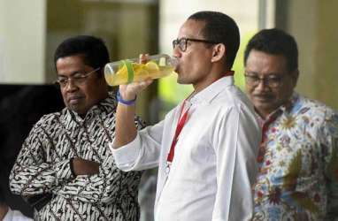 Beginilah Kesibukan Sandiaga Uno Jelang Pernikahan Kahiyang Ayu-Bobby Nasution