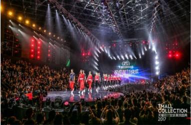 Festival Belanja Alibaba Bidik 500 Juta Konsumen se dunia
