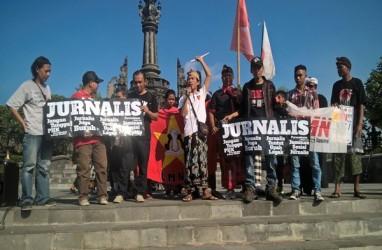 Festival Anti Korupsi di Bali, AJI Denpasar Gelar Lomba Jurnalistik
