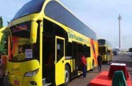 KENDARAAN NIAGA : Permintaan Bus Melemah