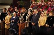 JOKOWI MANTU : Pesta Jadi Ajang 'Reuni' Kebhinekaan