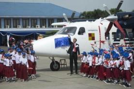 Pesawat N-219 : Dari Nurtanio, PTDI, Sampai Jokowi