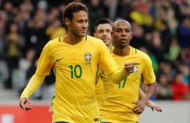 Hasil Uji Coba Piala Dunia: Brasil Sikat Jepang, Korsel Libas Kolombia