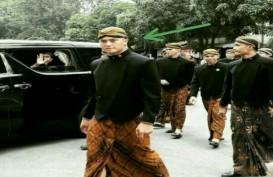 Paspampres Ganteng Ini Curi Perhatian di Pernikahan Kahiyang Jokowi