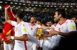 Tunisia & Maroko Lolos ke Piala Dunia 2018