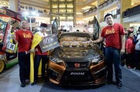 Duo Street Racer Berteknologi Tinggi Rajai Honda Jazz…