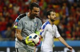 Prediksi Italia Vs Swedia, Buffon: Malam yang Menegangkan
