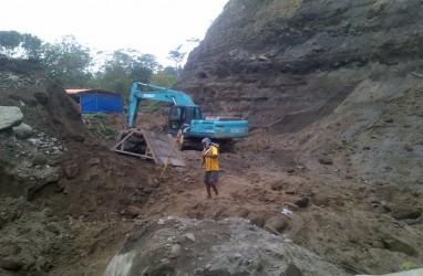 Diduga Ada Monopoli Usaha Galian C di Wilayah Kubu Karangasem
