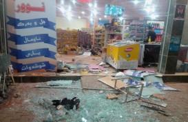 336 Orang Meninggal dan 3.950  Luka Akibat Gempa 7,3 SR di Iran dan Irak