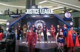 Justice League Run, Ajang Lari untuk Penggemar Komik