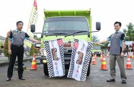 Hino Dutro Safety Driving Competition Tiba di Kota Khatulistiwa