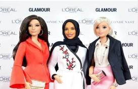 Pertama Kali, Boneka Barbie Berhijab