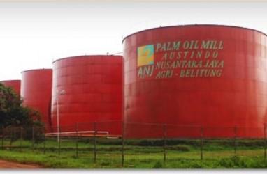 Austindo Nusantara (ANJT) Rampungkan 2 Pabrik senilai US$29,4 Juta