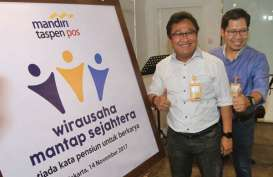 EKSPANSI KREDIT : Bank Mantap Perluas Pasar Pensiunan
