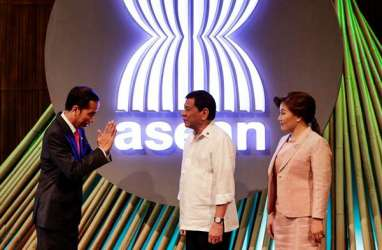 Usai Hadiri KTT Asean, Jokowi Tiba di Manado