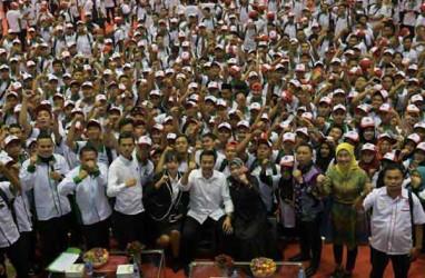 Kemenpora Gembleng 1.500 Pemuda Jadi Kader PMMD