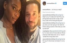 Para Bintang di Pernikahan Serena Williams dan Alexis Ohanian