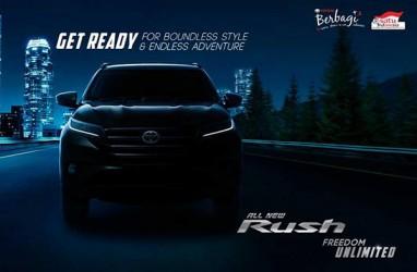 Toyota Rush dan Daihatsu Terios Terbaru Segera Diluncurkan