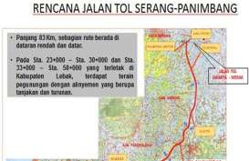BNI Setor Rp447 Miliar Sindikasi Dana Talangan Tol Serang-Panimbang