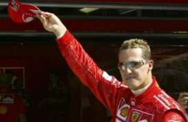 Ferrari Schumacher Laku Rp101 Miliar