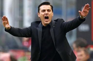 Prediksi Milan Vs Napoli: Montella Yakin Milan Bisa Kalahkan Napoli