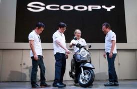 PASAR MOTOR OKTOBER: Penjualan Honda Turun, Pangsa Pasar Susut