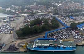 Pelabuhan Merak Berbenah Seiring Proyek Tol Trans Sumatra