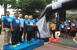 Charity Run Fun 2017, Berlari Sambil Beramal untuk Peduli Kanker