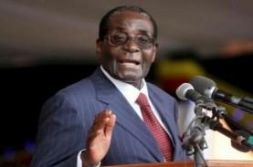 Robert Mugabe Bersumpah Tetap Berkuasa