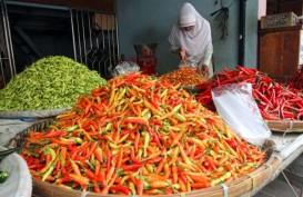 GUBERNUR GANJAR: Cabai Paling Pedas Jateng Dijual di Sumbar