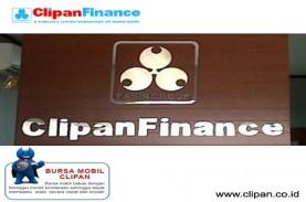 Oktober, Pembiayaan Baru Clipan Finance Capai Rp6,44…