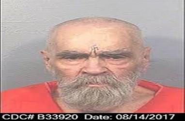 Pembunuh Berantai Charles Manson Wafat Usia 83 Tahun