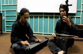 Grup Musik Tarawangsawelas Ramaikan Europalia 2017