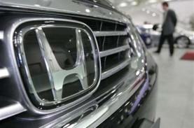 Honda Recall 254.650 Unit Mobil di China