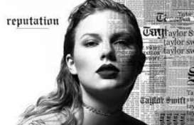 Album Reputation Taylor Swift Cetak Rekor & Puncaki Tangga Lagu Billboard