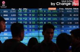 TRANSAKSI SAHAM 21 NOVEMBER: Asing Catat Net Sell Rp361,11 Miliar