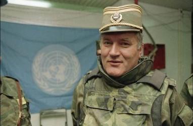 Bantai 8.000 Muslim, Mladic Terbukti Lakukan Genosida