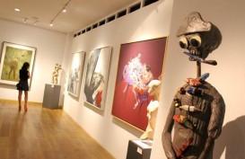 Sembilan Perupa Bali Muhibah Seni di Beijing