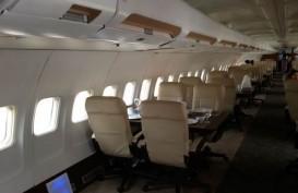 Cerita Bos Sriwijaya Air Sulap Pesawat Boeing 737 400 Jadi Restoran