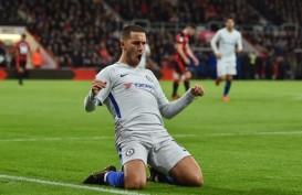 Prediksi Liverpool Vs Chelsea, Hazard Percaya Diri Hadapi Liverpool
