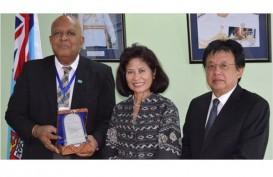 Duta Besar RI untuk Fiji Mendapat Penghargaan