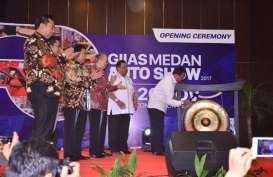 GIIAS MEDAN 2017: Sembilan Merek Mobil Unjuk Gigi