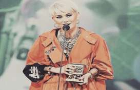 Agnez Mo Raih Best Asian Artist di MAMA 2017